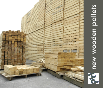 PH Pallets  New Wooden Pallets